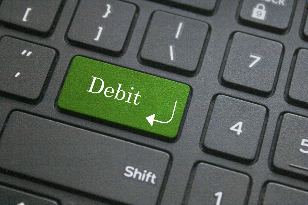 Paying Bills by Direct Debit
