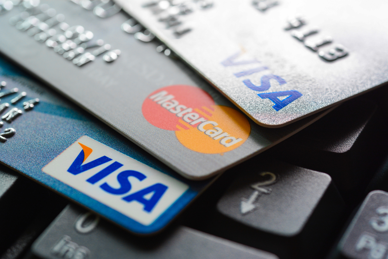 International Credit & Debit Card Spending Charges