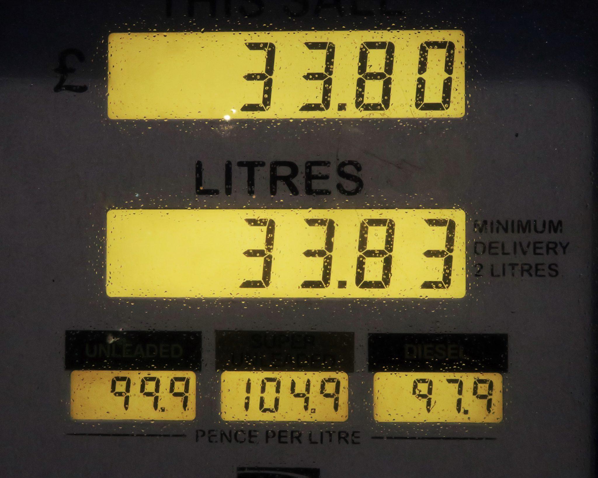 Petrol Cost Calculator