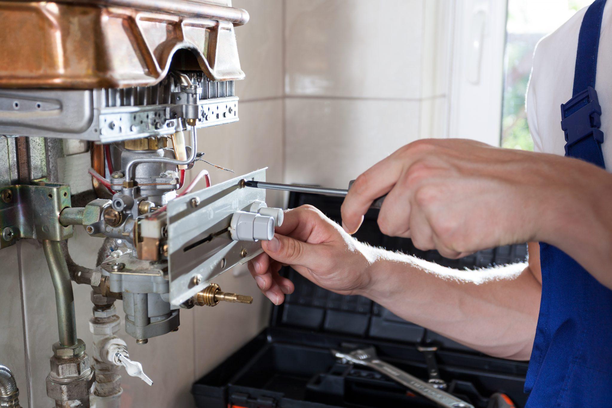 Boiler Maintenance Cover